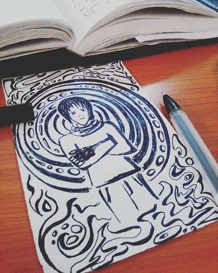 Aaskti 🌌 ¤ ¤ ¤ Improving drawing skills. Penart Vscophoto VSCO Vscophile Buoyyy DrawTillYourInkFinishes Artgallery Art Artstudio Artstagram Artstag Instagram Instaart