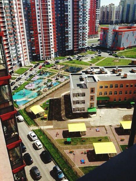 City Life No People Day город каменные джунгли высотки ЛенинскийПроспект вид из окна с высоты птичьего полета City