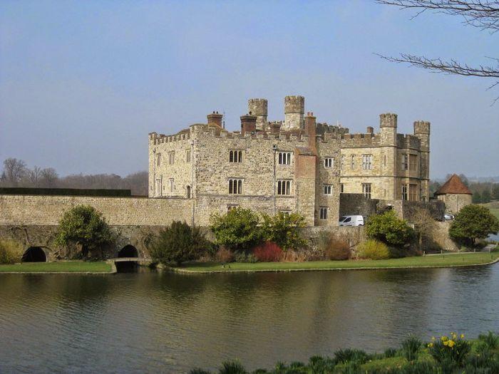 Castle Historical Sights Nikon D3200