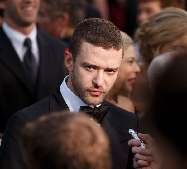Oscars 2011 - Justin Timberlake Oscars!!