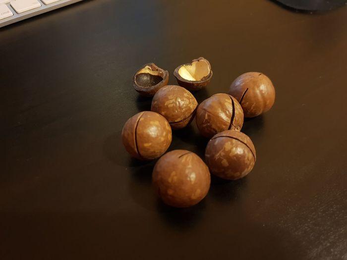 Macadamia Nuts Nuts Nut - Food Dried Food Nutshell