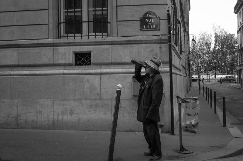 My favourit photo from my trip in Paris! Paris Streetphotography Hello World Photo