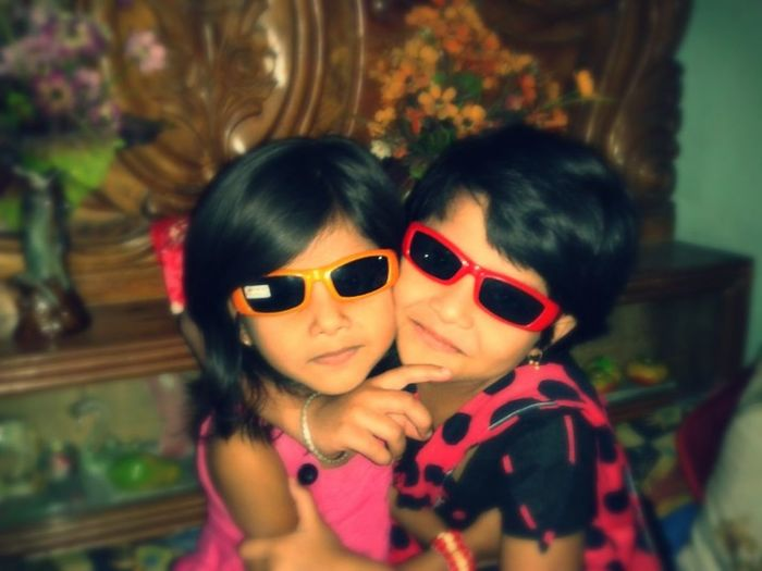 my swT sis & causin<3