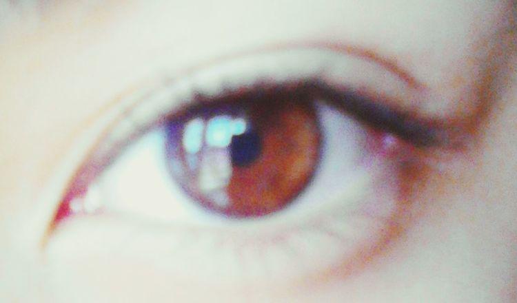 Eye Selfie lol :)