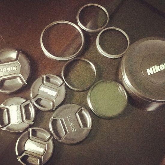 Lenscap BIG Small Filter nikkor nikon sigma