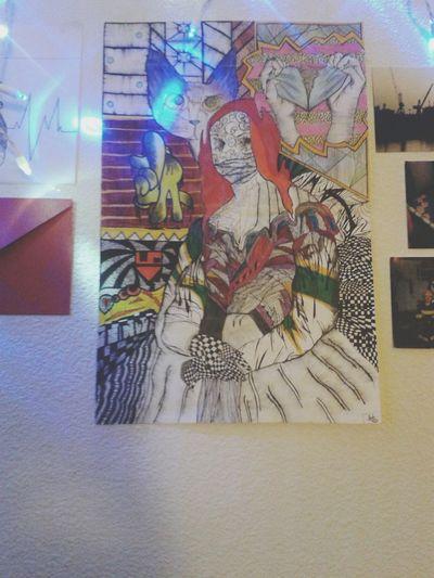 Modern Mona Lisa Monalisa Art Project 8thGrade