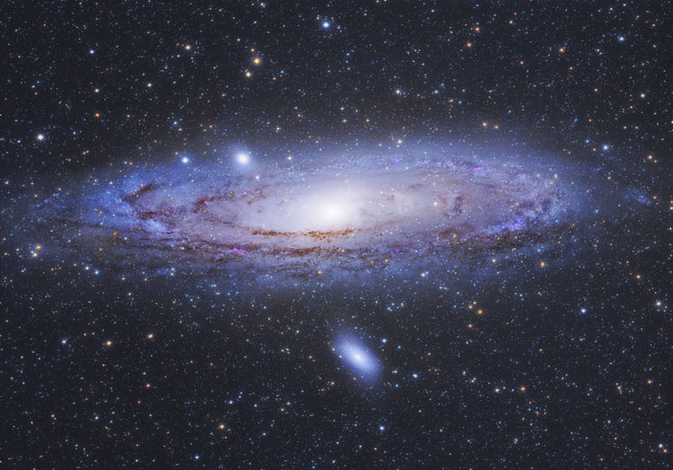 The Andromeda Galaxy 2.5 millions light years away #andromeda #astrophotography #nightphotography #universe Astronomy Galaxy Night Space Star - Space