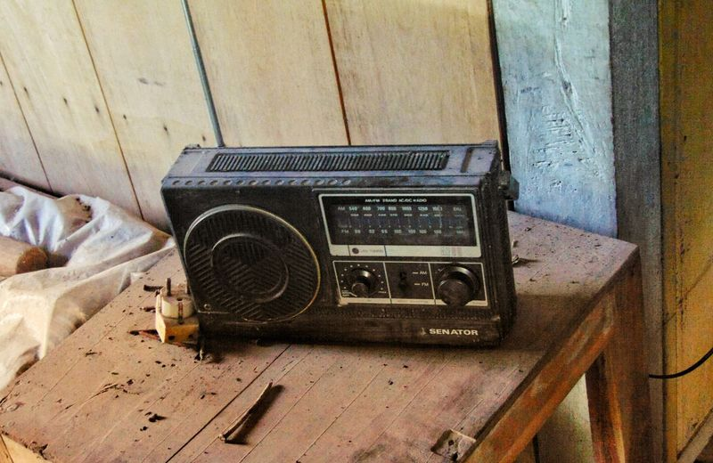 Old Radio EyeEm