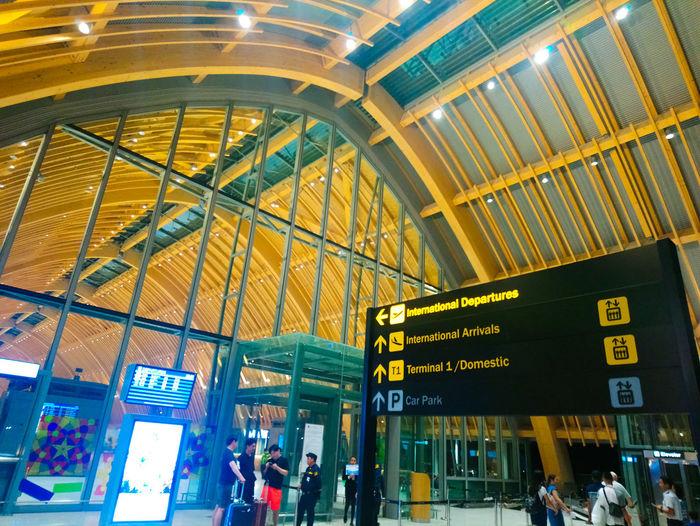 Airport resort In the Philippines #resort #Airport Urban #island #islandvibe # New S EyeEmNewHere City Illuminated Modern Architecture Built Structure Neon Store Sign