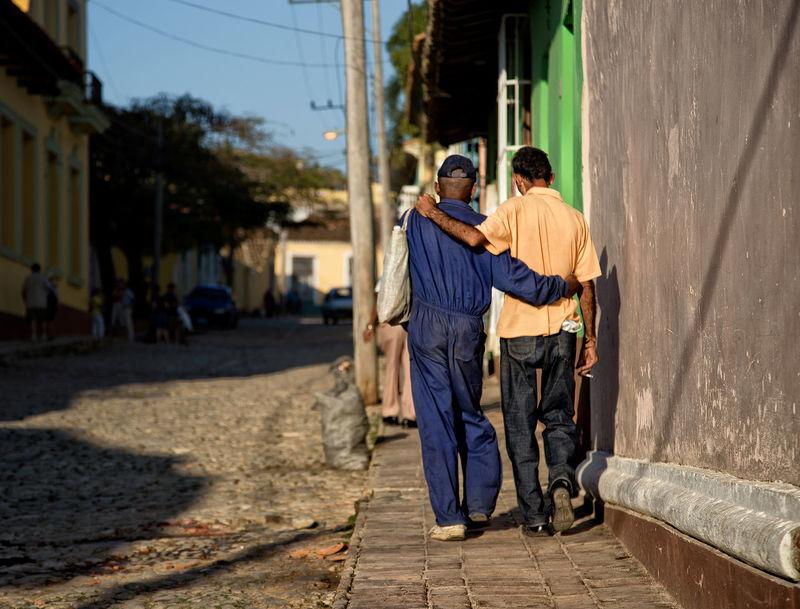 Friends Cuba Friends Real People The Street Photographer - 2017 EyeEm Awards Two People