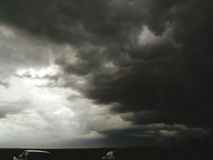 angry sky Sky