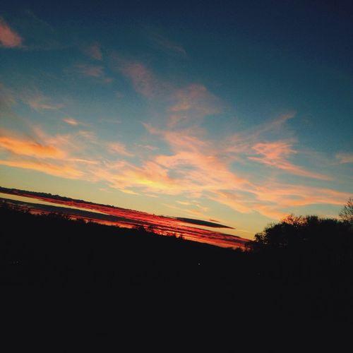 Sunset Sunset Amazing View Amazing
