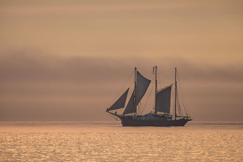 Baltic Sea Relaxing Travel Beauty In Nature Cloud - Sky Day Evening Journey Nature Nautical Vessel Outdoors Sailboat Sailing Sailing Ship Scenics Sea Sky Sunset Tall Ship Tourism Tranquility Transportation Vacation Water Windjammer