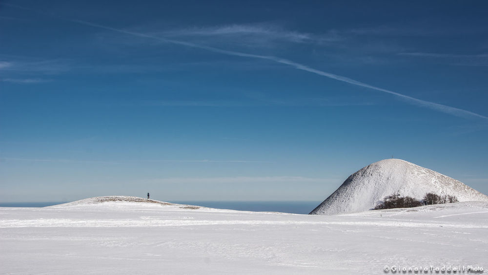Monti sibillini -Marche Paesaggimozzafiato Winter Snow ❄ Living_sibillini Montisibillini Wintertime Winter Wonderland