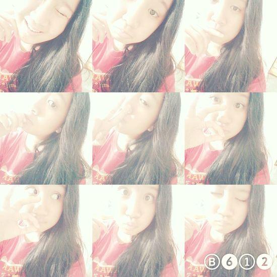 No Caption :') Selca Love ♥ Ullzang Selfie ✌ Korea