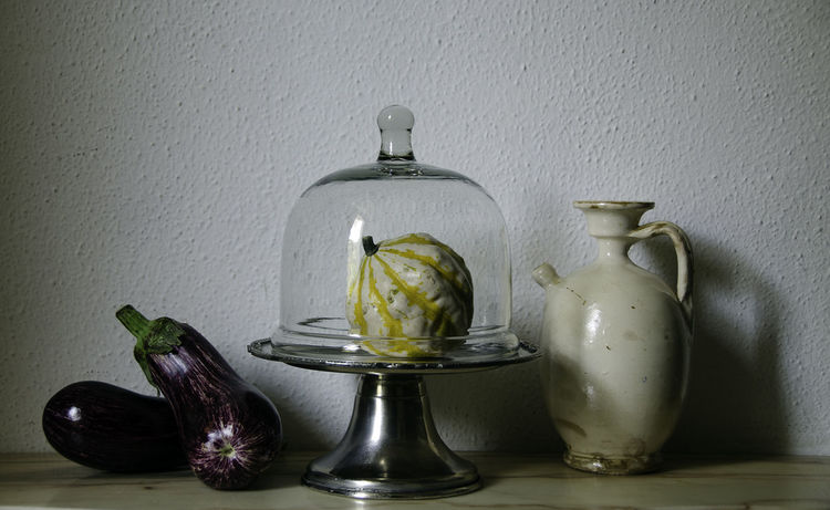 Anfora Freshness Glass - Material Large Group Of Objects Still Life Various Zucca
