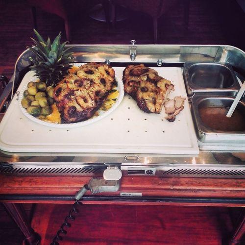 Pork Pineapples Slowlyroast Chefstation Art My Cooking