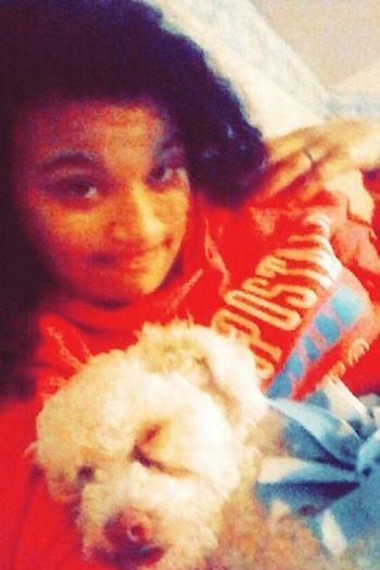 My puppy ❤