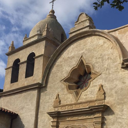 Carmel Mission Bassilica Travelphotography IPhone 6+ Buildings