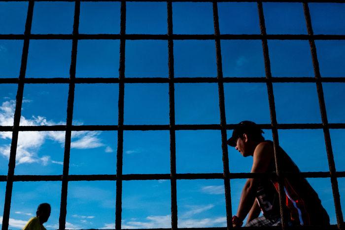 Sky Outdoors Day TheWeekOnEyeEM Streetphotography Street Photography Real People People Eyeem Philippines Snap A Stranger Eye4photography  EyeEm EyeEm Gallery Streets In Color