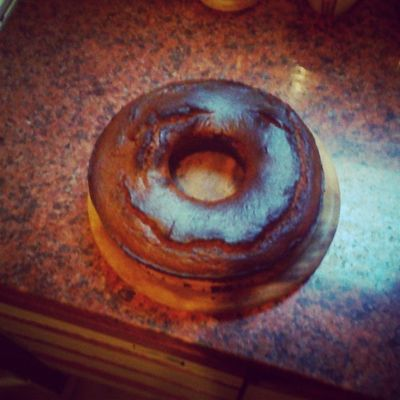 Acá una foto de lo que era la Torta Cake Zanahoria y Nueces