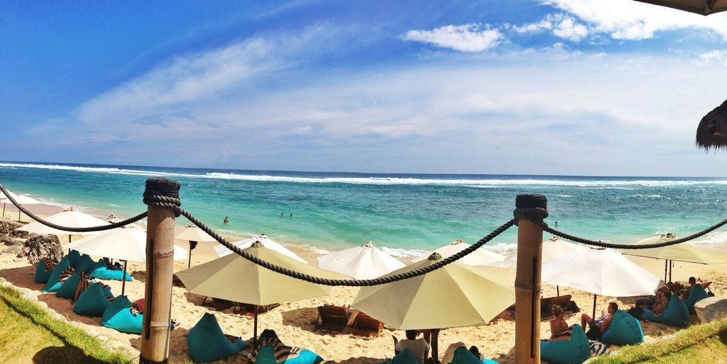 Beach Bali Holiday