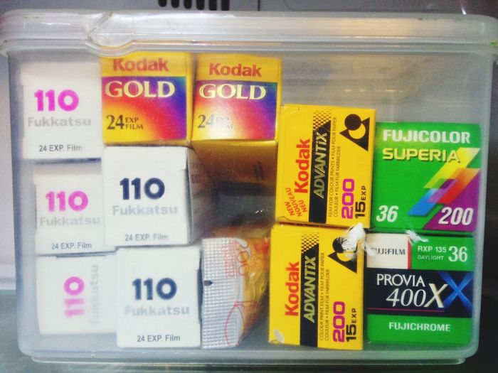 Films 110films Refrigerator Freeze Vintage