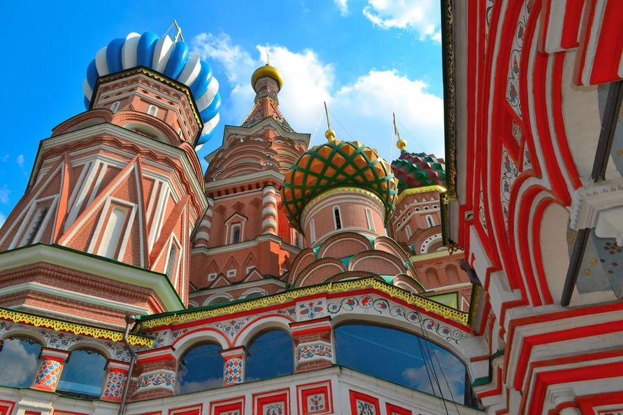 Church Architecture Sky City Architecture