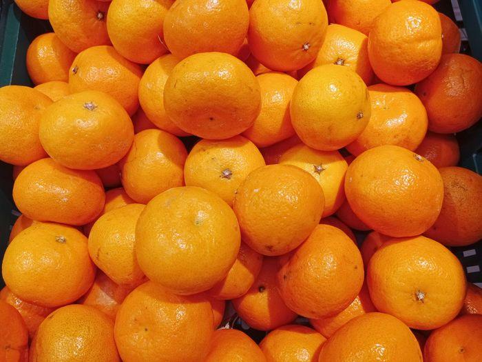 Oranges in the