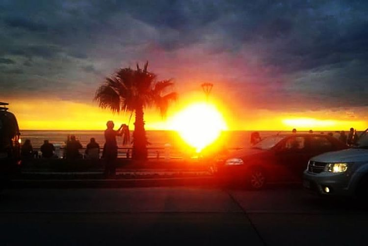 Sunset Nature Sky Uruguay♥♥ Celo_teixeira Beach