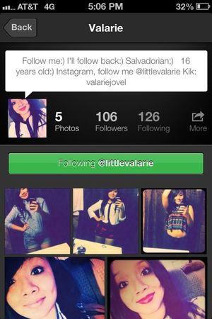 Go Follow Her She Very Cutee