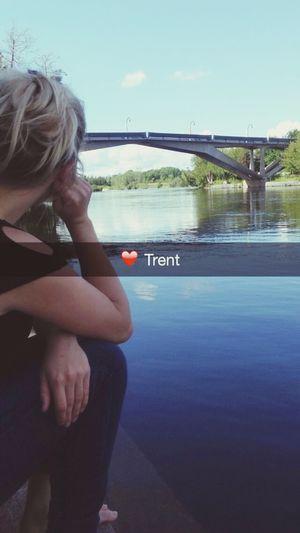 Trent love. 💚 Trentuniversity Peterborough