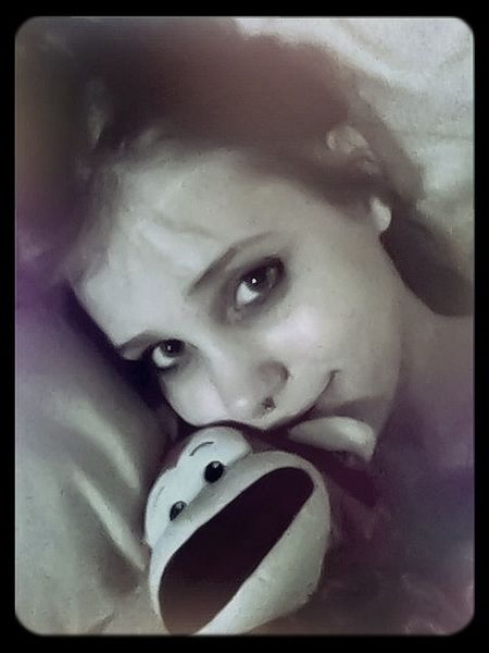 My Snuggle Buddy Nap Time Staying In Bed Sock Monkey Don't think I'm going to be doing anything today.