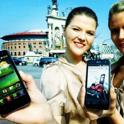 LG  Optimus 2x  Mobile 2012