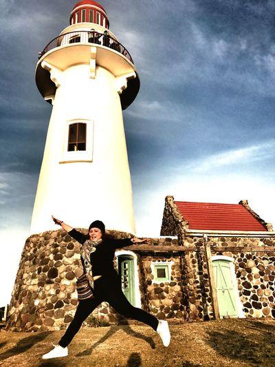 Sommergefühle Lighthouse Jumpshots Batanes Islands Philippines Takemeback Love ♥
