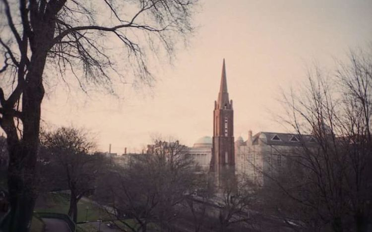 Film Analog Lomography Believeinfilm Lovefilm Filmisnotdead Lomo LC-A Agfavista200 Sunset City Park First Eyeem Photo