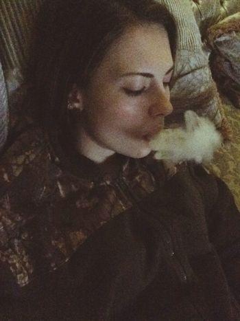 RASTA Ganja Smoke Smoking