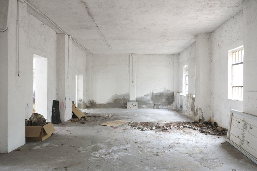 Abandoned Abandoned Buildings Abandoned Factory Architecture Daylight Deposit Dirty Factory Wall Walls White Windows