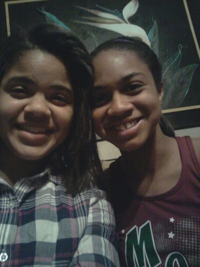 Hanging Out With Britz(: