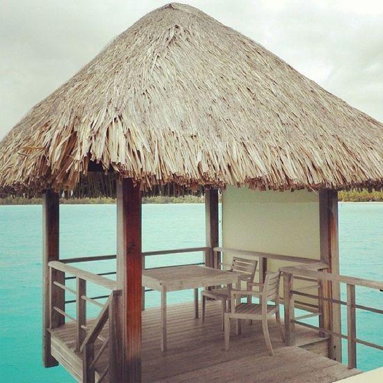這裡是做夢的地方 dream place Tahiti Bora Bora  Ocean Island Dream View