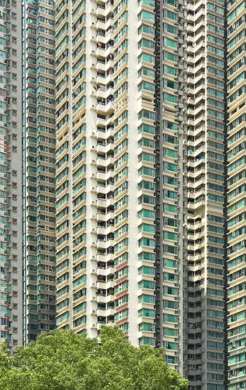 Layers Density Layers Architecture Cityscape City Hong Kong Congested Building Exterior Building Built Structures Repetition Mega Vibrant Parallel Straight Living
