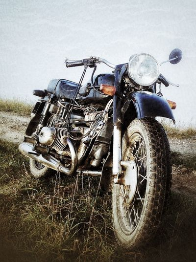 Ural IMZ 8.103 1985 Motorcycles Yakutia Photooftheday Motorbike Ride Day Oldpicture Oldschool Hello World