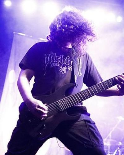@mciindialive J2E Mciindiakickoff This is Marten Hagstrom from Meshuggah. One of the most prolific metal guitar players I have had the pleasure of working with and seeing live. The perseverance and dedication he and the band bring to stage define excellence.