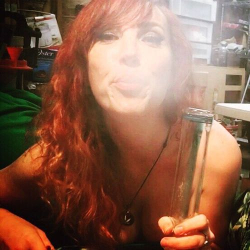 Legal Marijuana Oregon Nature's Medicine CBD Thc Endocannabinoid System Break The Stigma Cbd For Ptsd Real People One Person Lifestyles Young Women Front View Leisure Activity Portrait Young Adult Close-up Real Life Janel McKenney Nurse Nelly Cannabis Cannabiscommunity Cannabinoids Weed Weed Life