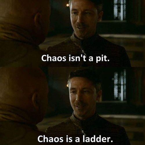 One of my favorite scene in GOT.. Gameofthrones Got HBO Grrm ASoIaF Petyrbaelish Varys Irfan