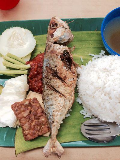 My World Of Food Foodporn Foodpics Readytoeat Malaysia Nasiikankembungpenyet Food
