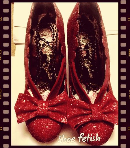 Shoes ♥ ShoePorn Shoe Fetish Shoe Lover Shoe Love All That Glitters Red Shoes