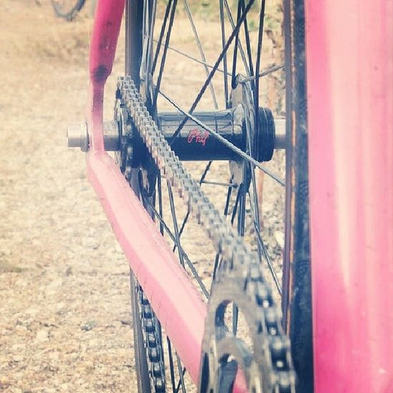 Another great shot!! Thefixedlife Stayfixed Unknown Trackbike fixedgear mountains photography roads scenic pink bike suntour Phillwood njs sram nitto
