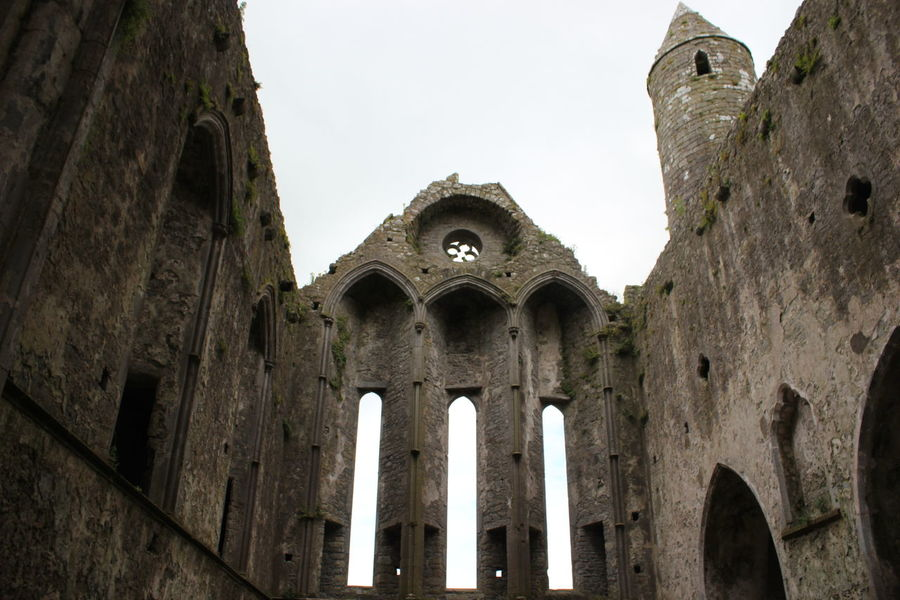 Architecture Cathedral Celtic Church Day Ireland Ireland🍀 Rock Of Cashel Ruins