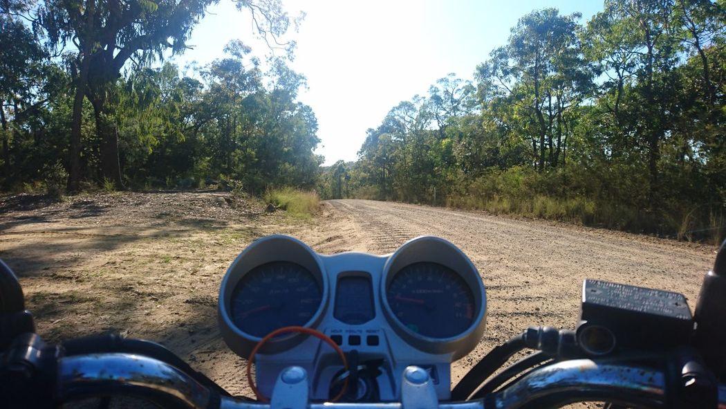 Motorbike Roadlesstravelled First Eyeem Photo